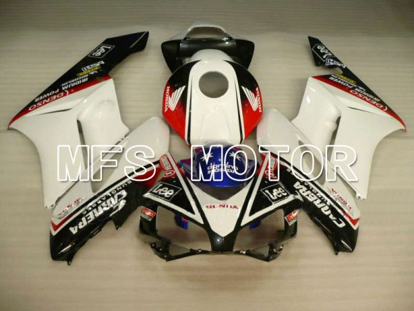 Honda CBR1000RR 2004-2005 Injection ABS Fairing - Eurobet - Red White Black - MFS5890