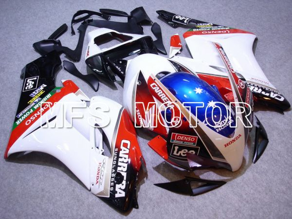 Honda CBR1000RR 2004-2005 Injection ABS Fairing - Eurobet - Red White Black - MFS5891