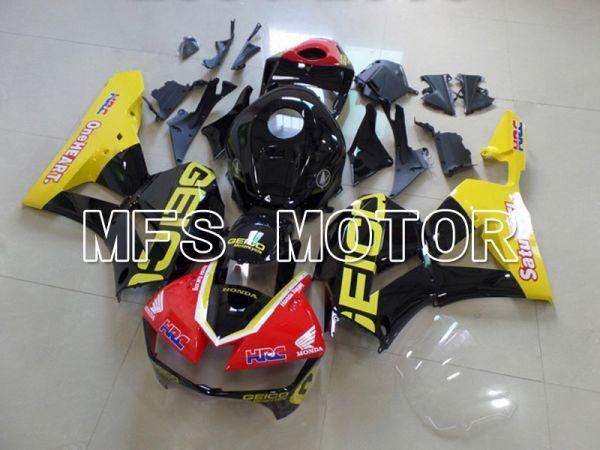 Honda CBR600RR 2013-2017 Injection ABS Fairing - GEICO - Red Yellow Black - MFS5898