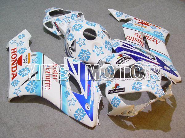 Honda CBR1000RR 2004-2005 Injection ABS Fairing - Nastro Azzurro - White Blue - MFS5909