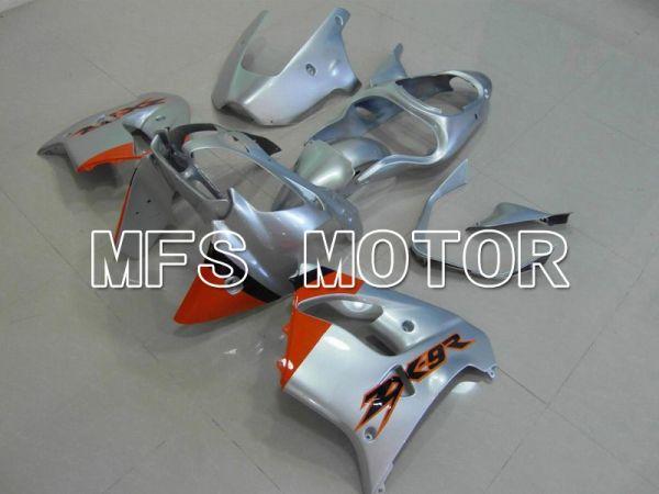 Kawasaki NINJA ZX9R 2000-2001 ABS Fairing - Factory Style - Silver - MFS5912