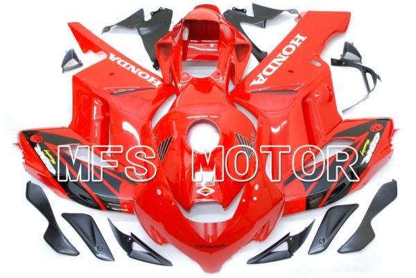 Honda CBR1000RR 2004-2005 Injection ABS Fairing - Factory Style - Red - MFS5922