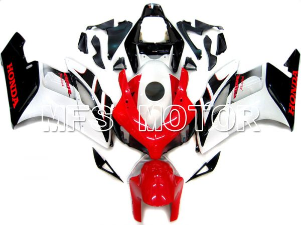 Honda CBR1000RR 2004-2005 Injection ABS Fairing - Factory Style - Red White Black - MFS5931