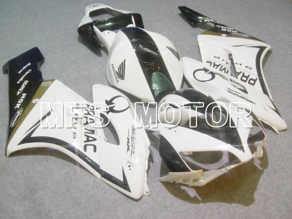Honda CBR1000RR 2004-2005 Injection ABS Fairing - PRAMAC - White Black - MFS5937