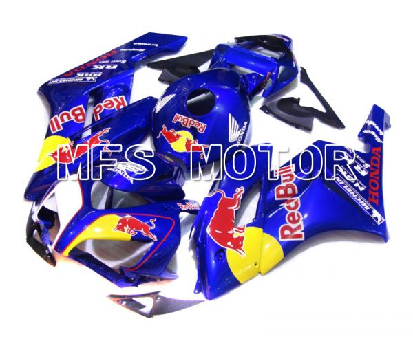 Honda CBR1000RR 2004-2005 Injection ABS Fairing - Red Bull - Blue - MFS5943