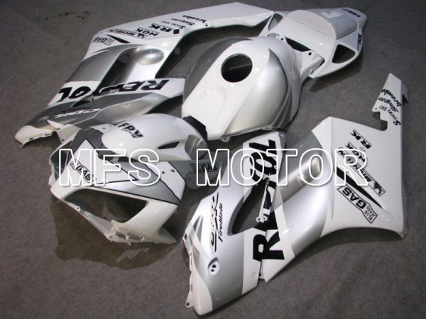 Honda CBR1000RR 2004-2005 Injection ABS Fairing - Repsol - White Silver - MFS5947