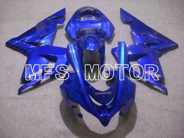 Kawasaki NINJA ZX10R 2004-2005 Injection ABS Fairing - Factory Style - Blue - MFS5955