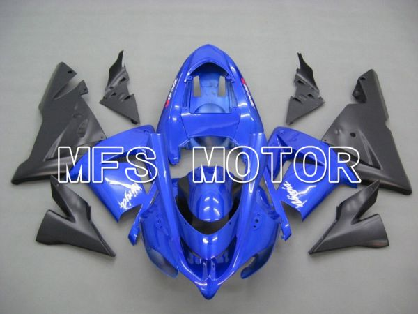Kawasaki NINJA ZX10R 2004-2005 Injection ABS Fairing - Factory Style - Blue - MFS5960