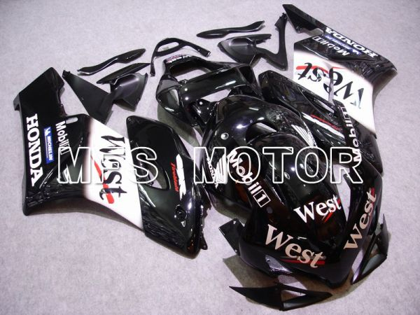Honda CBR1000RR 2004-2005 Injection ABS Fairing - West - White Black - MFS5969