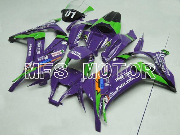 Kawasaki NINJA ZX10R 2011-2015 Injection ABS Fairing - Others - Purple - MFS6024