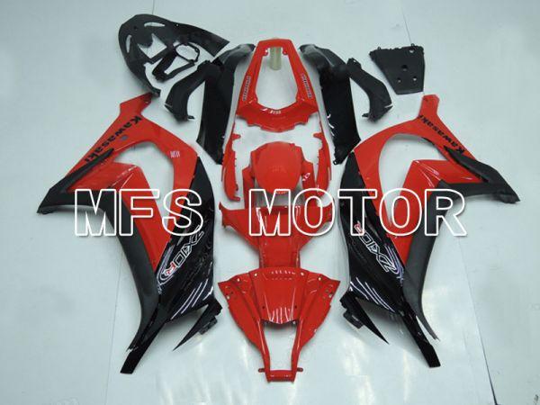 Kawasaki NINJA ZX10R 2011-2015 Injection ABS Fairing - Others - Black Red - MFS6027