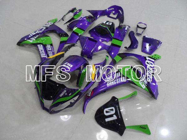 Kawasaki NINJA ZX10R 2011-2015 Injection ABS Fairing - Others - Purple - MFS6032