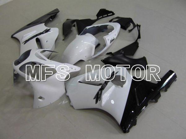Kawasaki NINJA ZX12R 2000-2001 Injection ABS Fairing - Factory Style - White - MFS6042