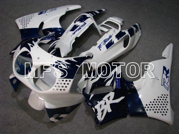 Honda CBR900RR 893 1992-1993 ABS Fairing - Fireblade - Blue White - MFS6064