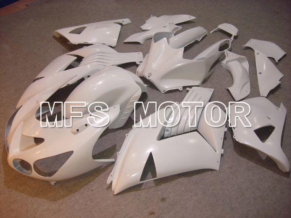 Kawasaki NINJA ZX14R 2006-2011 Injection ABS Fairing - Factory Style - White - MFS6076