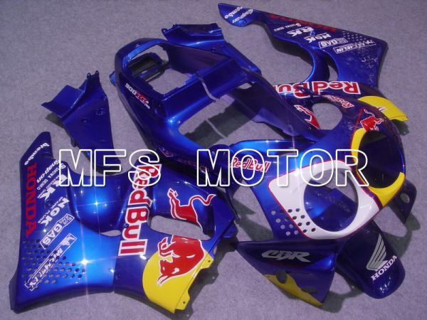 Honda CBR900RR 893 1992-1993 ABS Fairing - Red Bull - Blue - MFS6078