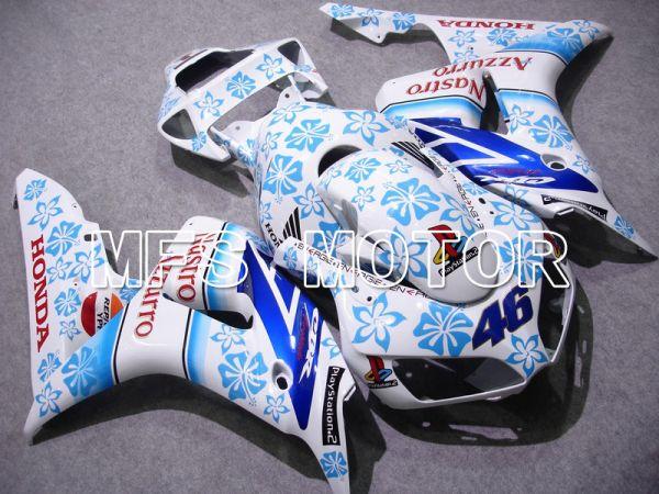 Honda CBR1000RR 2006-2007 Injection ABS Fairing - Nastro Azzurro - Blue White - MFS6083
