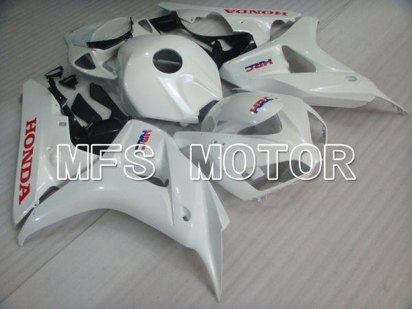 Honda CBR1000RR 2006-2007 Injection ABS Fairing - Factory Style - White - MFS6090