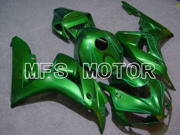 Honda CBR1000RR 2006-2007 Injection ABS Fairing - Factory Style - Green - MFS6091