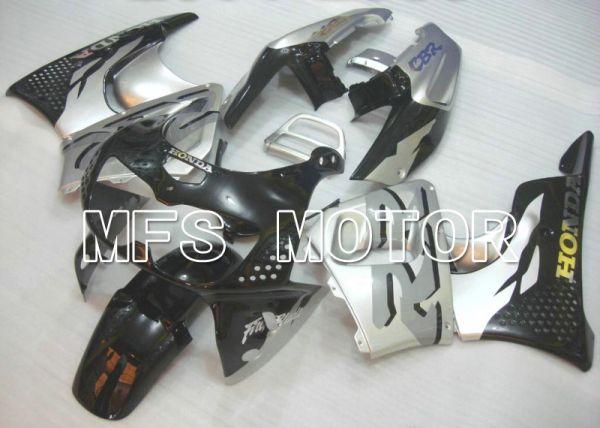 Honda CBR900RR 919 1996-1997 ABS Fairing - Fireblade - Black Silver - MFS6096