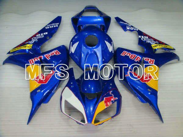 Honda CBR1000RR 2006-2007 Injection ABS Fairing - Red Bull - Blue Yellow - MFS6099