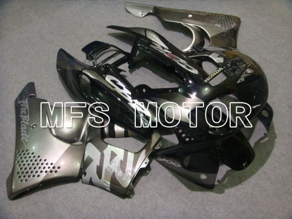 Honda CBR900RR 919 1996-1997 ABS Fairing - Fireblade - Black Silver - MFS6109