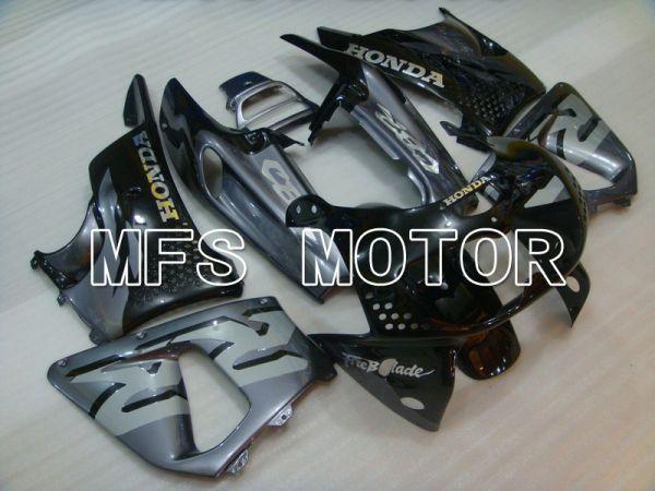 Honda CBR900RR 919 1996-1997 ABS Fairing - Fireblade - Black Gray - MFS6111