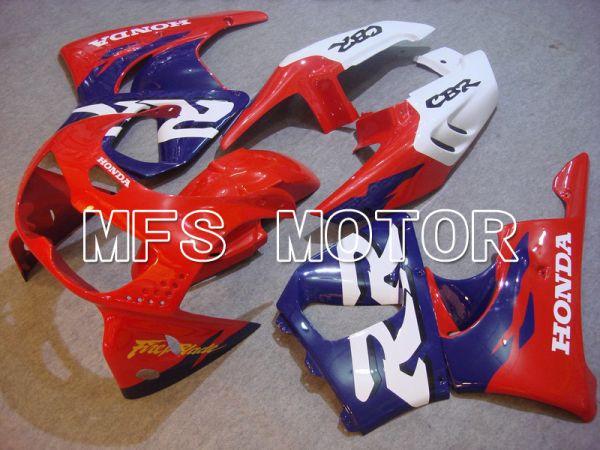 Honda CBR900RR 919 1996-1997 ABS Fairing - Fireblade - Blue Red - MFS6115
