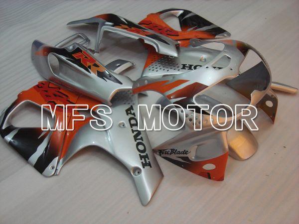 Honda CBR900RR 919 1996-1997 ABS Fairing - Fireblade - Orange Silver - MFS6117