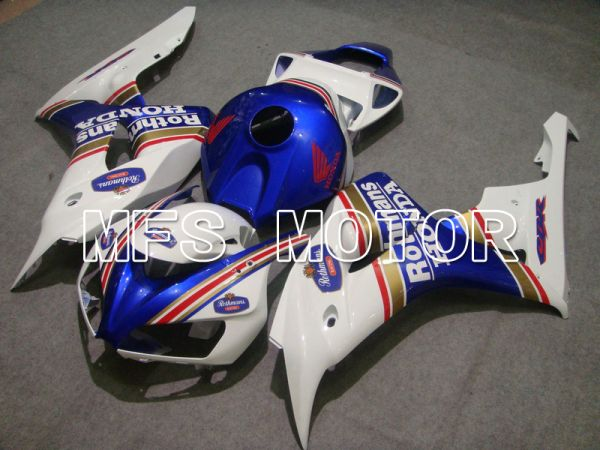 Honda CBR1000RR 2006-2007 Injection ABS Fairing - Rothmans - Blue White - MFS6119