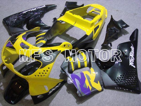 Honda CBR900RR 919 1996-1997 ABS Fairing - Fireblade - Yellow Gray - MFS6122