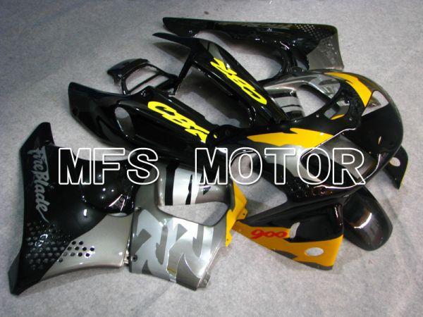 Honda CBR900RR 919 1996-1997 ABS Fairing - Fireblade - Black Silver - MFS6123
