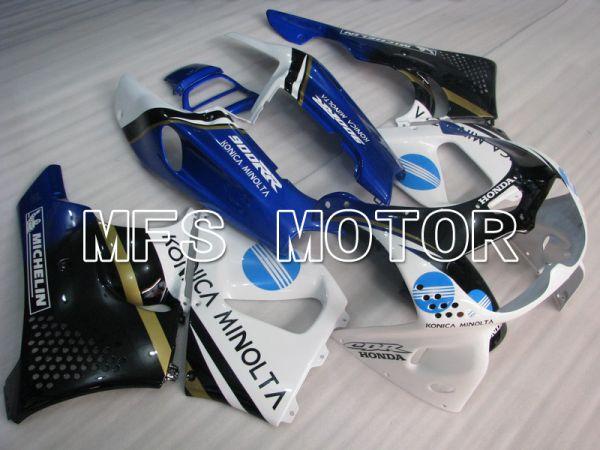 Honda CBR900RR 919 1996-1997 ABS Fairing - Konica Minolta - White Black - MFS6128