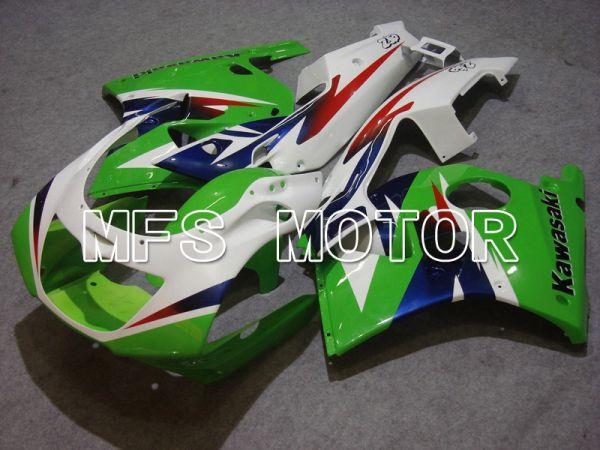 Kawasaki Ninja ZX-2R/ZXR250 1993-1996 ABS Fairing - Factory Style - Green White - MFS6133
