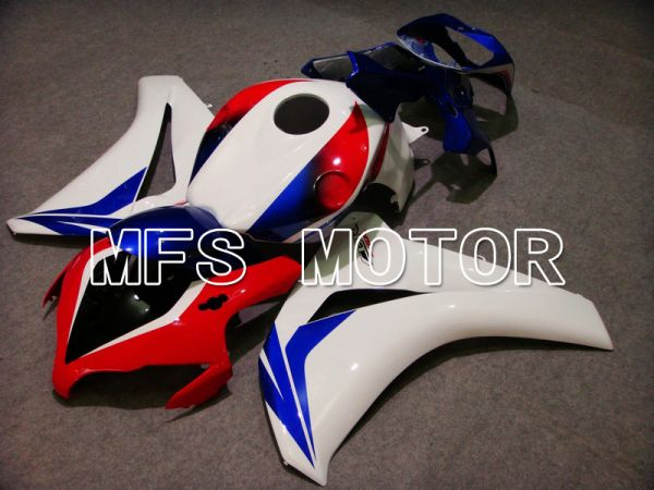 Honda CBR1000RR 2008-2011 Injection ABS Fairing - Factory Style - Blue Red White - MFS6135