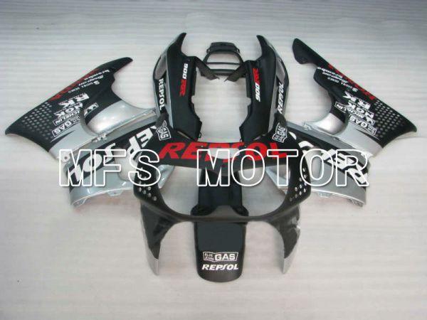 Honda CBR900RR 919 1996-1997 ABS Fairing - Repsol - Black Silver Matte - MFS6139