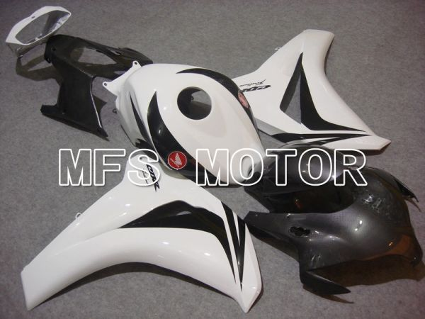 Honda CBR1000RR 2008-2011 Injection ABS Fairing - Factory Style - Black White - MFS6151