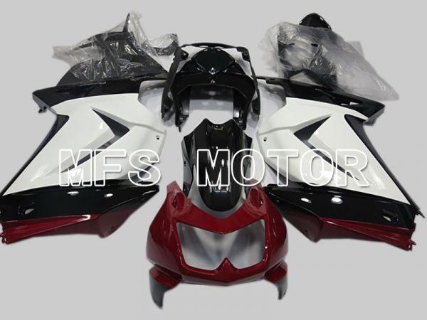 Kawasaki NINJA EX250 2008-2012 Injection ABS Fairing - Factory Style - Black Red White - MFS6153