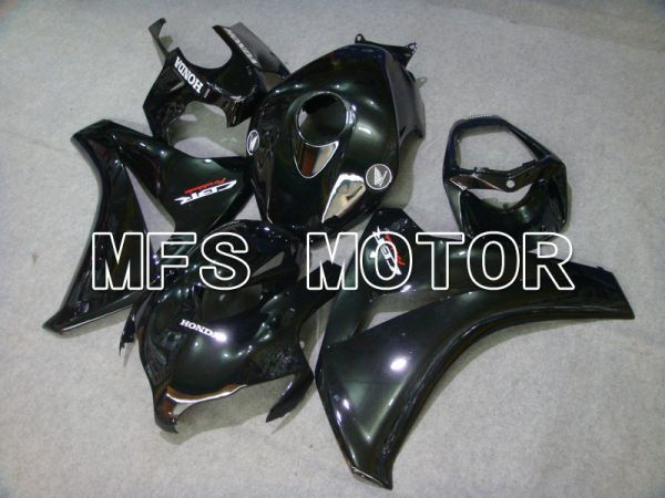 Honda CBR1000RR 2008-2011 Injection ABS Fairing - Factory Style - Black - MFS6156