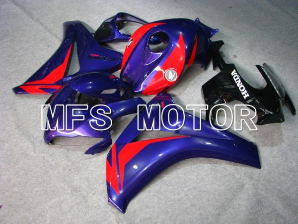 Honda CBR1000RR 2008-2011 Injection ABS Fairing - Factory Style - Red Purple - MFS6159