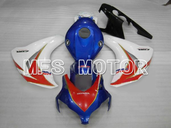 Honda CBR1000RR 2008-2011 Injection ABS Fairing - Factory Style - Blue Red White - MFS6164