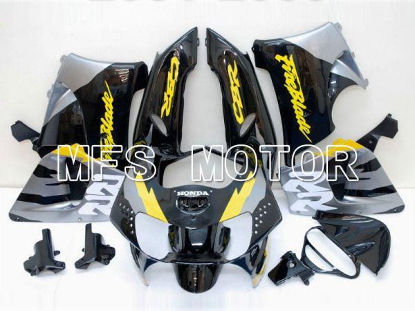 Honda CBR900RR 919 1998-1999 ABS Fairing - Fireblade - Black Silver - MFS6166