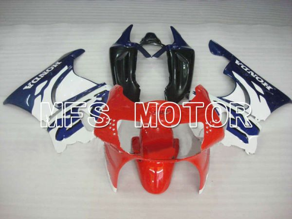 Honda CBR900RR 919 1998-1999 ABS Fairing - Factory Style - White Red - MFS6174