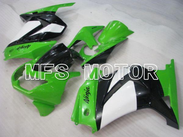 Kawasaki NINJA EX250 2008-2012 Injection ABS Fairing - Factory Style - Black Green - MFS6177