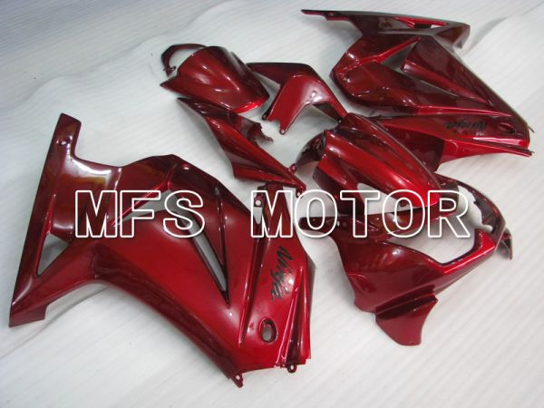 Kawasaki NINJA EX250 2008-2012 Injection ABS Fairing - Factory Style - Red wine color - MFS6178