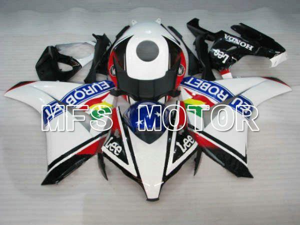 Honda CBR1000RR 2008-2011 Injection ABS Fairing - CARRERA - Black White - MFS6180