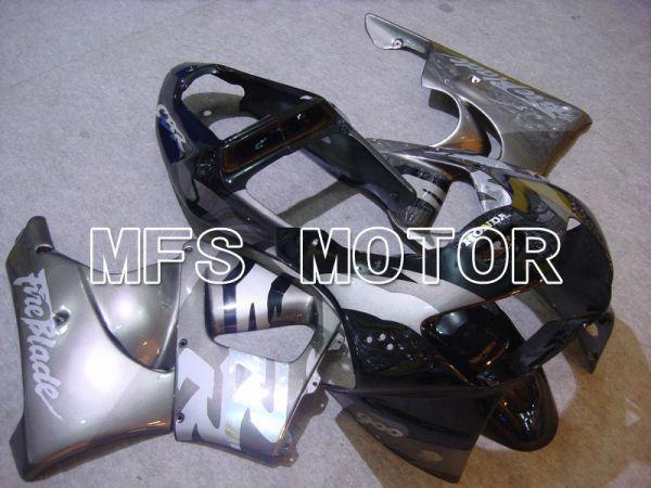 Honda CBR900RR 919 1998-1999 ABS Fairing - Fireblade - Black Silver - MFS6183