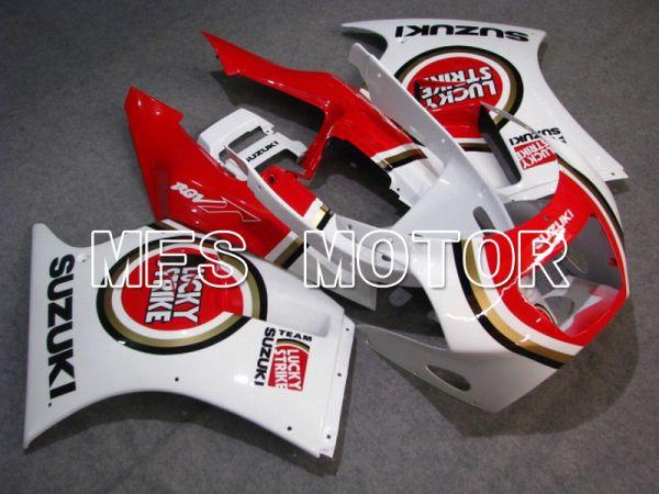 Suzuki RGV250 VJ21 ABS Fairing - Lucky Strike - White Red - MFS6185