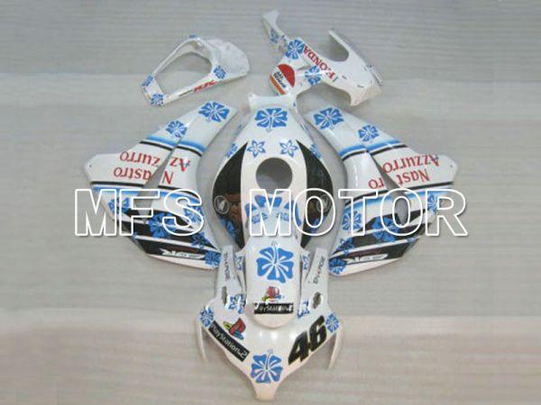 Honda CBR1000RR 2008-2011 Injection ABS Fairing - Nastro Azzurro - Blue White - MFS6190