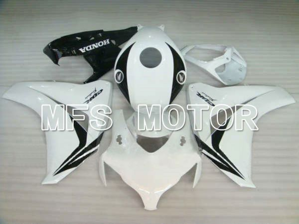 Honda CBR1000RR 2008-2011 Injection ABS Fairing - Factory Style - Black White - MFS6200